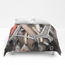 old tools Comforters