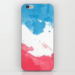 Love of France iPhone Skin