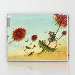 Seeds In The Wind Laptop & iPad Skin