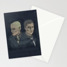Rust & Marty Stationery Cards