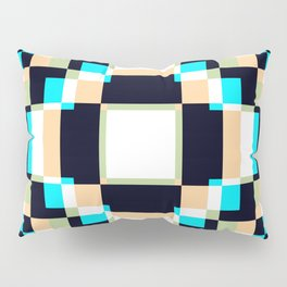 Boho Retro Pattern Shishi Pillow Sham