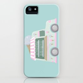 Ice Cream Truck iPhone Case