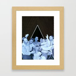 Step 3: Raising Power Framed Art Print