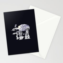 Battle at Echo Base Stationery Cards