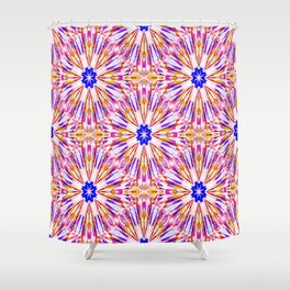 Spring Explosions.... Shower Curtain