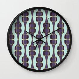 Enza 4 Wall Clock