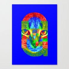 OMG-Sir Parker Canvas Print
