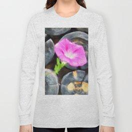 just a lovely flower Long Sleeve T-shirt