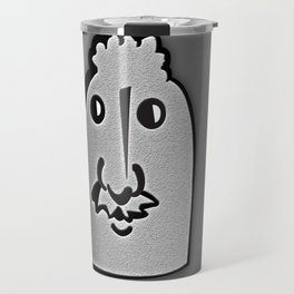 Tombstone Guy Travel Mug
