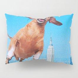 Woooo Pillow Sham