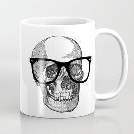 I die hipster - skull Coffee Mug