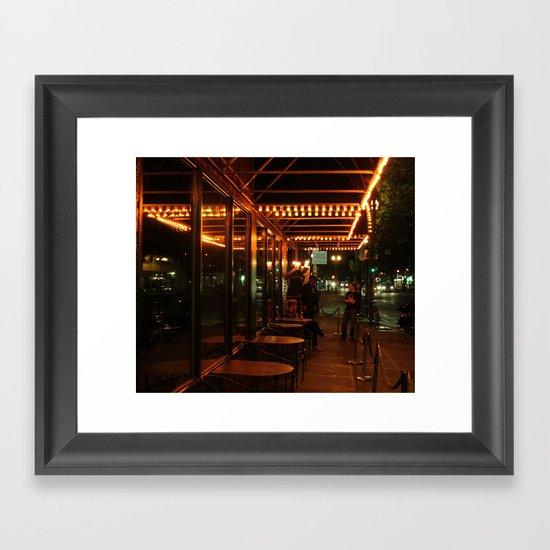 The Club Framed Art Print
