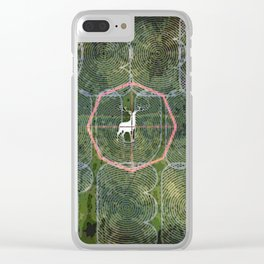 Deerhunter Clear iPhone Case