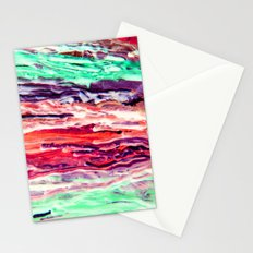 Wax #3 Stationery Cards