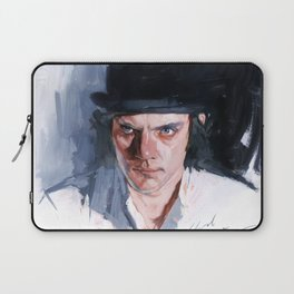 Malcolm McDowell Laptop Sleeve