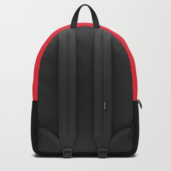 Stay Home Panther Tattoo Backpack