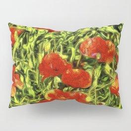 Poppys Van Goth Pillow Sham