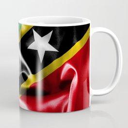 Saint Kitts and Nevis Flag Coffee Mug