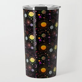 Journey into outer space Travel Mug
