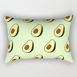 Affinity for Avocado  Rectangular Pillow
