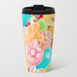 Candy Crush Travel Mug