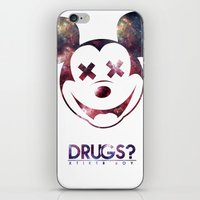 mouse iPhone & iPod Skins featuring mouse by jeff'walker