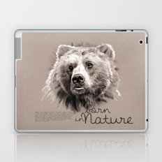 Bear (BornInNature) Laptop & iPad Skin