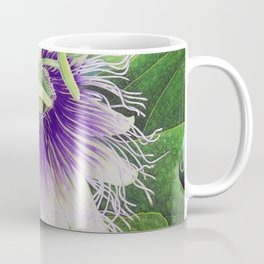 Passion Fruit Blossom Coffee Mug