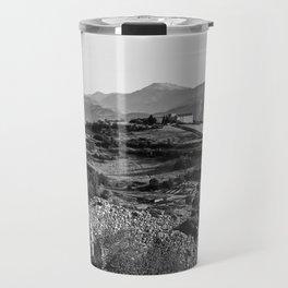 Alba Fucens , Italy Travel Mug