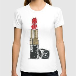 Lipstick Rouge T-shirt