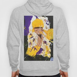 """I BLEED PURPLE AND GOLD"" Hoody"