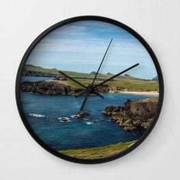 Dingle Peninsula, County Kerry, Ireland Wall Clock