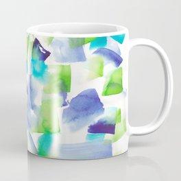 180719 Koh-I-Noor Watercolour Abstract 7| Watercolor Brush Strokes Coffee Mug