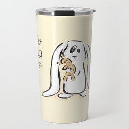 Just Hug Me Travel Mug