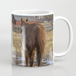 Ranch Horses Coffee Mug