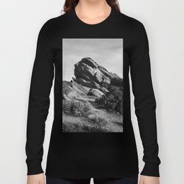 Vasquez Rocks Long Sleeve T-shirt