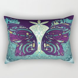 perfection in imperfection Rectangular Pillow
