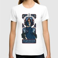 bioshock infinite T-shirts featuring Infinite Nouveau by Miss-Lys