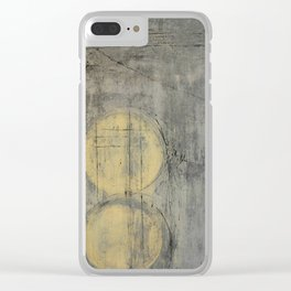 Picked Clear iPhone Case