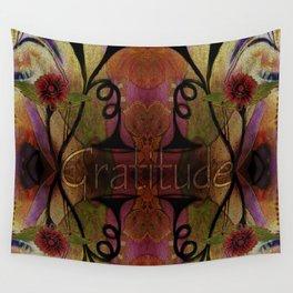 Gratitude Wall Tapestry