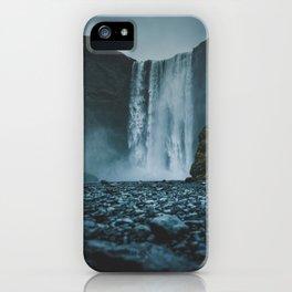 Skogafoss Iceland iPhone Case