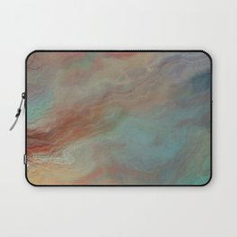 The Heart Feels What the Heart Feels: Abstract Laptop Sleeve