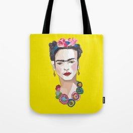 Fri Frida Tote Bag