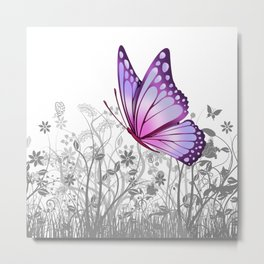 Fantasy Butterfly #8 Metal Print