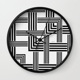 Is there a way out? Wall Clock
