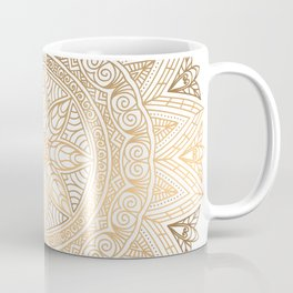 Gold Mandala 17 Coffee Mug