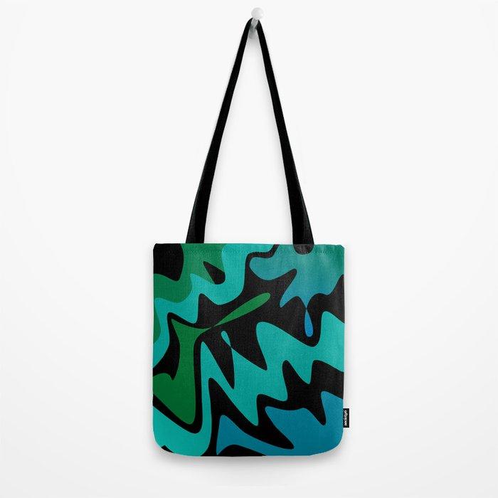 Camo Splat Tote Bag