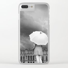 Versailles 19 Clear iPhone Case
