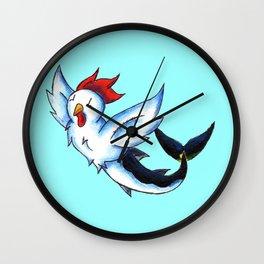 Chickenfish Wall Clock
