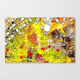 Twisted Firestarter - 2010  Canvas Print